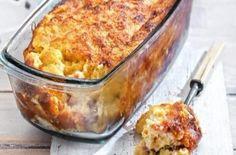 gr 2017 02 kantaifi-soufle-me-tyria-kai-zampon. Baking Recipes, Cake Recipes, Dessert Recipes, Cheese Recipes, Dinner Recipes, Desserts, Greek Cooking, Cooking Time, Souffle Recipes Easy