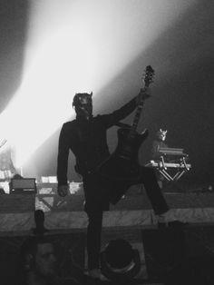 Aether ghoul  Popestar tour Helsinki