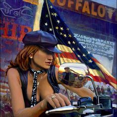Sturgis Commemorative art by David Uhl | Uhl Studios