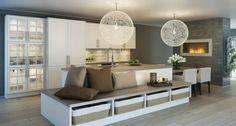 Bilderesultat for moderne stue inspirasjon