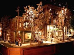 Things to do in Colorado Springs - Michael Garman Museum and Gallery Colorado City, Colorado Springs, Miniature Rooms, Miniature Houses, Tiny World, Tiny Spaces, Fairy Houses, Little Houses, Dollhouse Miniatures