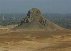 Dahshur Pyramids, Egypt