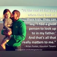 Be the father that one day your kids will say this about you to their kids