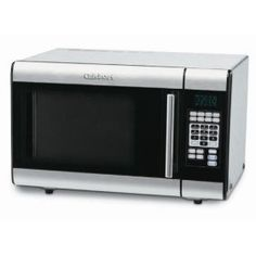 Cuisinart CMW-100 1-Cubic-Foot Stainless Steel Microwave Oven  by Cuisinart