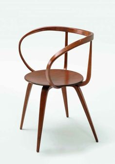 i am sure i have already pinned this, but the pretzel chair is my most favorite…