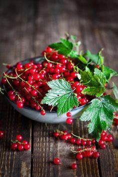 Red Currants...by Anna Verdina (Karnova), on Flickr