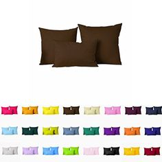 "Decorative Pillows Cover/Cushion Case (26""x26"", Coffee) Magshion Futon Furniture http://www.amazon.com/dp/B00LSAJ7W8/ref=cm_sw_r_pi_dp_EsXUub1S437Y1"