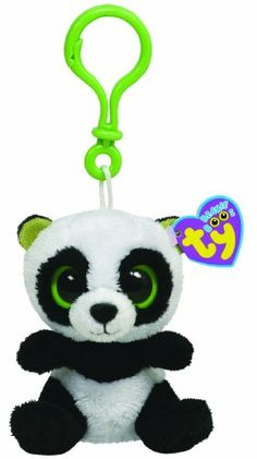 Ty Beanie Boos - Bamboo-Clip the Panda for only $3.00 You save: $1.99 (40%)