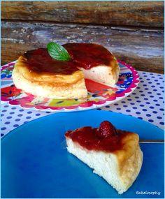 Light Cheesecake - Tarta de queso light