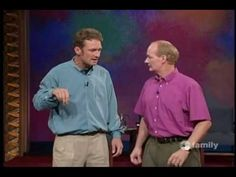 Whose Line is it Anyway Ryan & Colin - The Burnoose.avi
