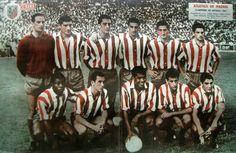 ATLETICO DE MADRID - CAMPEON DE LIGA - 1961