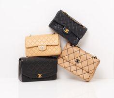 cbee0de14f6b 109 Best 2.55 CLASSIC FLAP BAGS images | Vintage chanel, Chanel bags ...