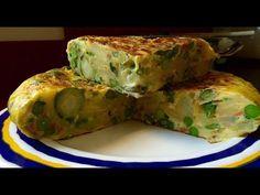De Buena Mesa: Frittata di Minestrone o Tortilla de Menestra