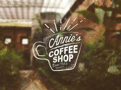 Annie's Coffee Shop. (More design inspiration at www.aldenchong.com)                                                                                                                                                                                 More