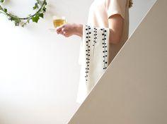 #TeaTowel #RosaryVine  #JurianneMatter BijzonderMOOI* #Dutchdesign