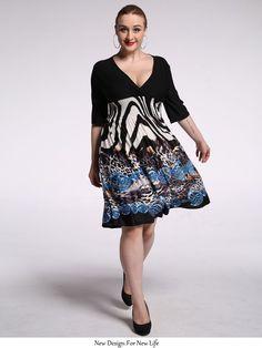 9bd9fd6f0 Boho Dress up to 7XL. Paola Scholz · vestidos