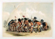 Buffalo Dance | George CATLIN Skulls For Sale, Buffalo Skull, American Paint, Plains Indians, Pow Wow, Native American, Dance, Painting, Art