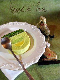 J'en reprendrai bien un bout...: Noces d'Iran - Bûche Noël 2014 -