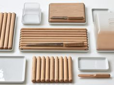 office for product design's kitchen by thomas collection for rosenthal