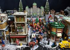 Christmas Village 2011: Parade on Main Street. by Terry.Tyson, via Flickr