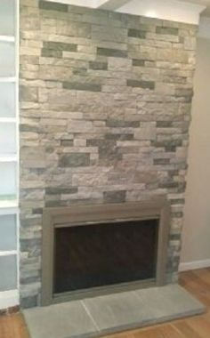 Blog | AirStone | The natural choice for artificial stone.- I want to do this for our fireplace! I also want to change to brick from stone on the exterior of our house