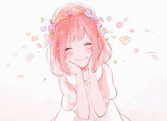 anime, kawaii, and pink resmi Pink Hair Anime, Anime Girl Pink, Manga Girl, Anime Art Girl, Anime Girls, Manga Kawaii, Kawaii Anime Girl, Beautiful Anime Girl, I Love Anime
