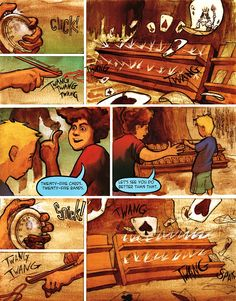 Page 3  -  KingofOvergrove.com - KINGS OF OVERGROVE is an action adventure about two brothers who must enter a subterranean world (THE UNDERGROVE) in order to defeat horrible monsters and save the family ranch above ground (THE OVERGROVE)… If they fail, it's goodbye ranch, and worse, goodbye boys!
