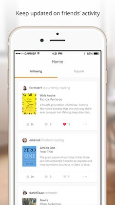 bookmarq - book groups to discover books your friends are reading by bookmarq