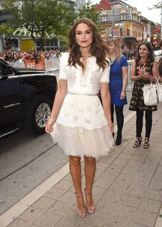"""""""It's weird, dresses just kind of float perfectly on my body."""" 