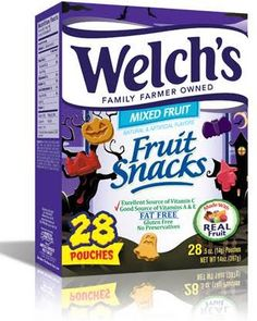 Welch's Fruit Snacks Lunchbox Notes #Contest + #Giveaway