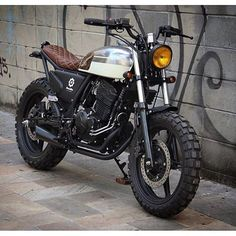 Sano scrambler from São Paulo and the guys over at... - Biltwell Inc.