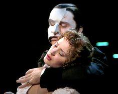 Ramin and Sierra in the Phantom of the Opera 25th Anniversary