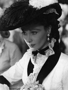 Vivien Leigh in Anna Karenina', 1948.