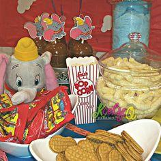 Wonderful Dumbo The Flying Elephant Baby Shower Party Ideas