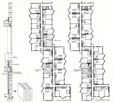 6fa383ed06780974ee7aed748c38bcc9--affordable-housing-bronx The Fisher House Floor Plan In Bronx on esherick house floor plan, richard neutra house floor plan, fisher house louis kahn cad, avery fisher hall floor plan, home alone house floor plan, louis kahn fisher house plan,