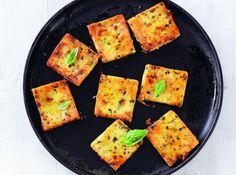 #PANISSE À LA PROVENÇALE Une recette #veggie plein de protéines et de calcium végétal !