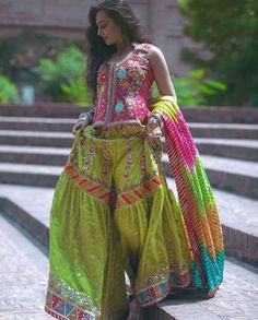 Formals by Avoir Pakistani couture