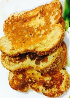 Rabanadas Proteicas French Protein Toast
