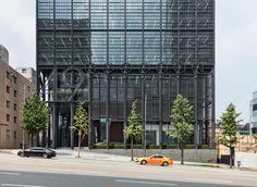 Gangnam Steampunk - Bürohochhaus von Olson Kundig in Seoul