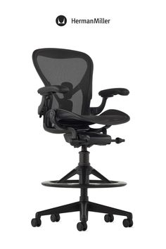 Meet the next generation of Aeron, made with ocean-bound plastic. Same design. Same comfort. Now more sustainable. Find what you need, from home office inspiration to ergonomic research and material innovation when you browse our office chairs.The Aeron Chair, now made with ocean-bound plastic Comfortable Office Chair, Home Office Chairs, Ergonomic Chair, Small Office, Innovation, Meet, Ocean, Plastic, Inspiration