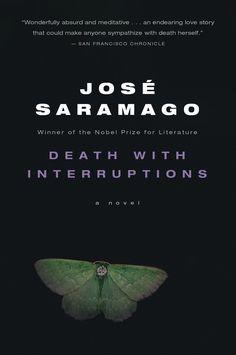 "<i><a href=""http://amzn.to/1UlgRKC"" target=""_blank"">Death With Interruptions</a></i> by José Saramago"