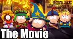 South Park The Stick of Truth The Movie / All Cutscenes