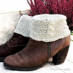 Ankle, Boots, Design, Fashion, Shearling Boots, Moda, Wall Plug, Fashion Styles, Heeled Boots