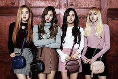 Black Pink rock a variety of bags as muses for 'St. Scott'   allkpop.com