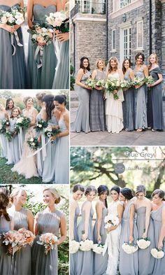 Top 10 Colors for Fall Bridesmaid Dresses 2015 | http://www.tulleandchantilly.com/blog/top-10-colors-for-fall-bridesmaid-dresses-2015/