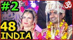 INDIA 48 СВАДЬБА #2 Индийская ЕДА свадебный ПИР и КОНЦЕРТ