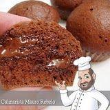 Bolinho de Chocolate Japonês Cozido no Vapor Mauro Rebelo