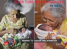 Hot News Nenek 72 Tahun Melahirkan di India