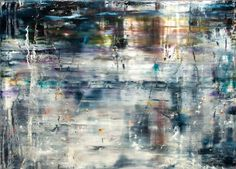 "Saatchi Art Artist Chris Veeneman; Painting, ""Violet Blurred"" #art"