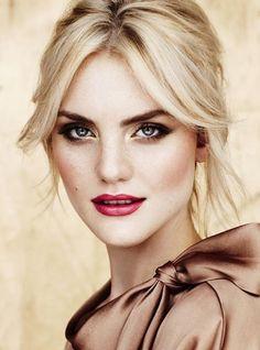 13 Best Light Hair Dark Eyebrows Images